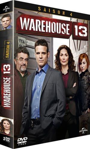 Warehouse 13 édition simple