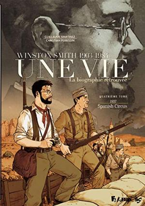 Une vie : winston smith (1903/1984) 4 Simple