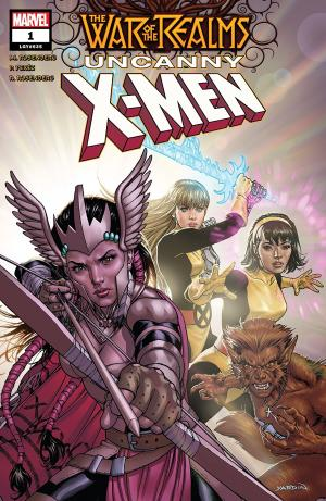 War of the Realms - Uncanny X-Men # 1 Issues (2019)