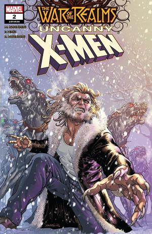 War of the Realms - Uncanny X-Men # 2 Issues (2019)