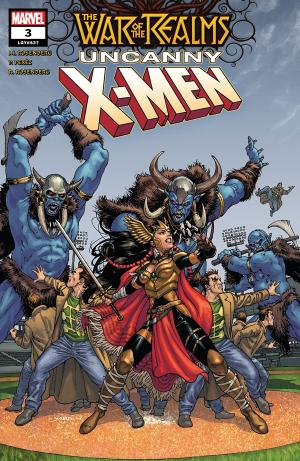 War of the Realms - Uncanny X-Men # 3 Issues (2019)