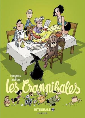 Les Crannibales 2005 Intégrale 2017