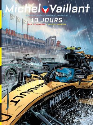 Michel Vaillant - Nouvelle saison T.8