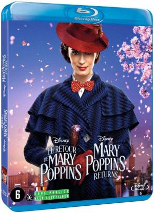 Le Retour de Mary Poppins édition simple