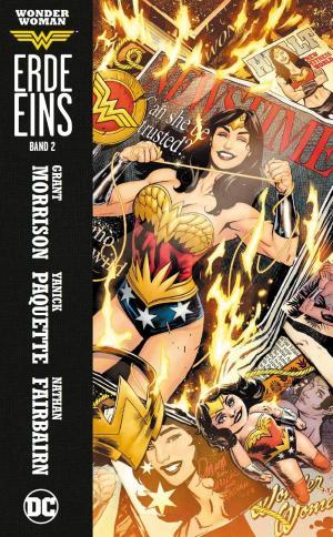 Wonder Woman - Terre Un 2 TPB softcover (souple)
