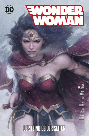 Wonder Woman 8 TPB softcover (souple) - Issues V5 - Rebirth