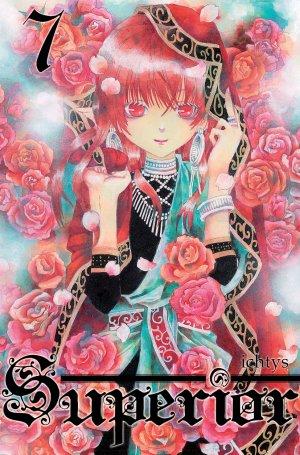 couverture, jaquette Superior 7  (Ki-oon) Manga