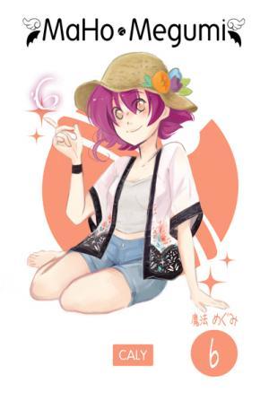 Maho-Megumi 6 Global manga
