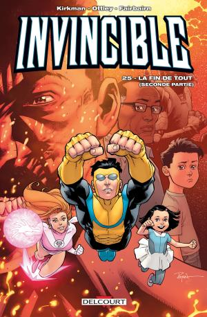 Invincible 25 TPB Hardcover (cartonnée)
