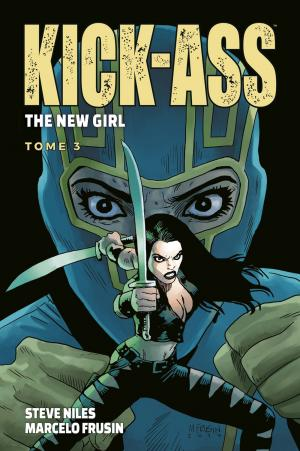 Kick-Ass - The New Girl 3 TPB Hardcover - Best of Fusion Comics