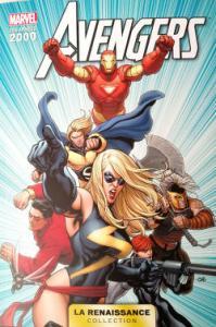 Marvel - La Renaissance - Les Années 2000 1 TPB softcover (souple)