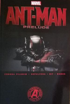 Marvel's Ant-Man Prelude édition TPB softcover (souple)