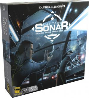 Captain Sonar édition simple