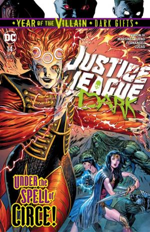 Justice League Dark # 14 Issues V2 (2018 - Ongoing)