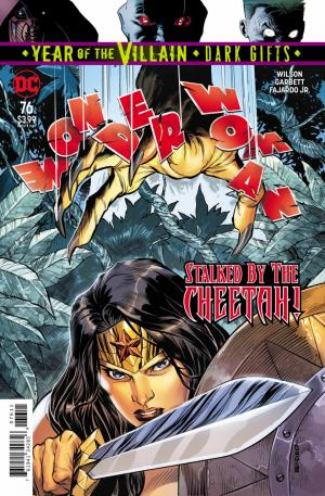 Wonder Woman # 76