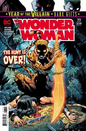 Wonder Woman # 77