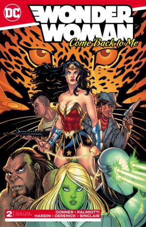 Wonder Woman - Come Back to Me # 2 Issues