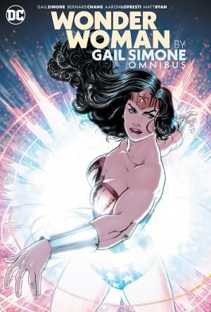 Wonder Woman by Gail Simone édition Omnibus (cartonnée)