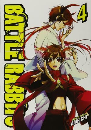 couverture, jaquette Battle Rabbits 4  (Seven Seas) Manga