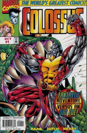 Colossus édition Issues (1997)