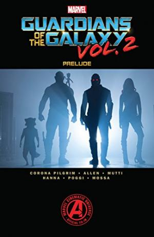 Guardians Team-up # 1 TPB Hardcover (2017)