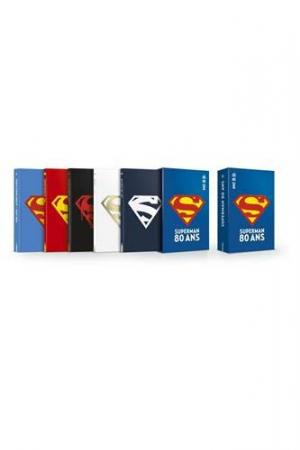 Superman 80 ans  Coffret