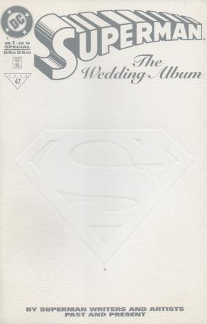 Superman - The Wedding Album édition Issues