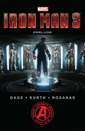Marvel's Iron Man 3 Prelude édition TPB softcover (souple)