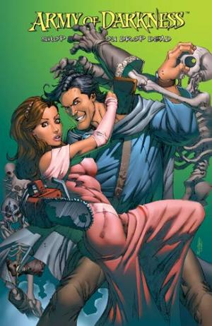 Army of Darkness 2 TPB hardcover (cartonnée)