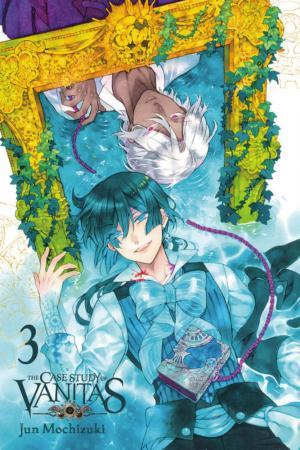 couverture, jaquette Les Mémoires de Vanitas 3  (Yen Press) Manga