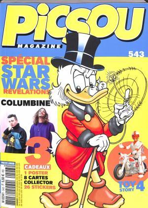 Picsou Magazine 543 simple