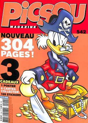 Picsou Magazine 542 simple