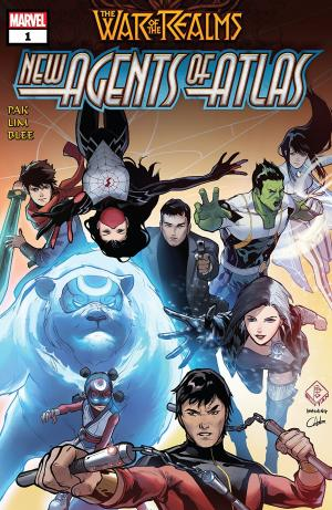 War of the Realms - New Agents of Atlas édition Issues (2019)