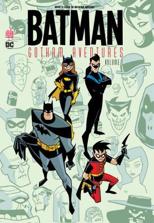 Batman Gotham Aventures édition TPB softcover (souple)