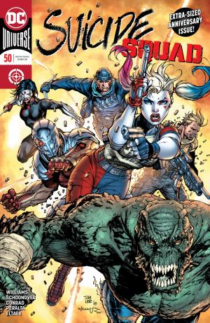Suicide Squad # 50 Issues V5 (2016 - 2019) - Rebirth