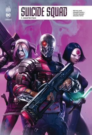 Suicide Squad # 7 TPB Hardcover (cartonnée)
