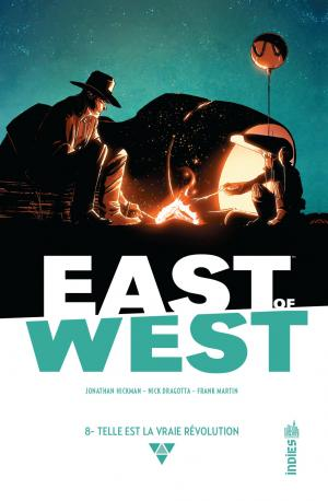East of West # 8 TPB hardcover (cartonnée)