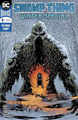 Swamp Thing - Winter Special # 1 Issues