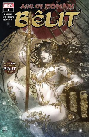 Age of Conan - Bêlit, la reine de la côte noire édition Issues (2019)