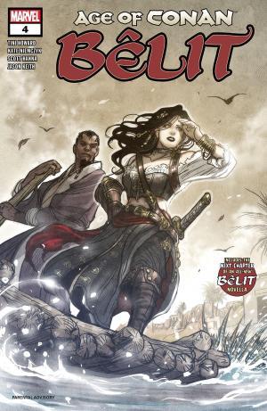 Age of Conan - Bêlit, la reine de la côte noire 4 Issues (2019)