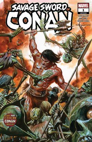 The Savage Sword of Conan édition Savage Sword of Conan - Issues (2019 - Ongoing)