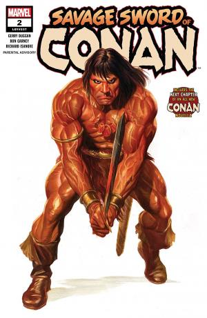 The Savage Sword of Conan # 2 Savage Sword of Conan - Issues (2019 - Ongoing)