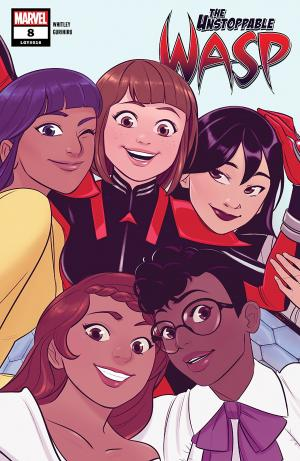 The Unstoppable Wasp 8 Issues V2 (2018 - Ongoing)