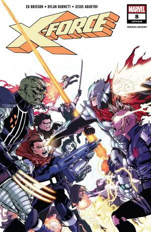X-Force 8 Issues V5 (2018 - Ongoing)