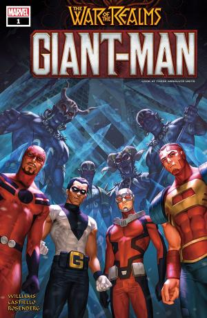 Giant-Man # 1 Issues (2019)