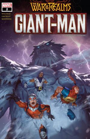 Giant-Man # 2 Issues (2019)