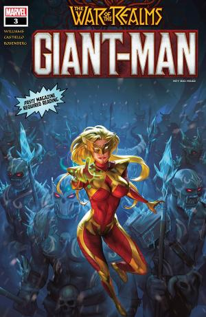 Giant-Man 3 Issues (2019)