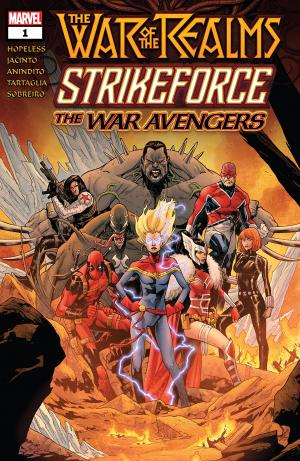 War Of The Realms Strikeforce - The War Avengers # 1 Issue (2019)