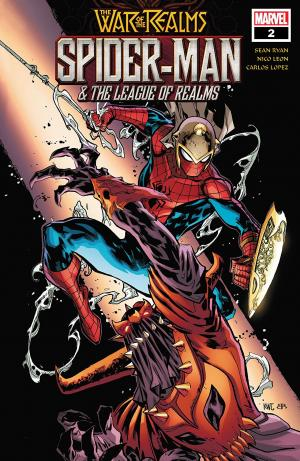 Spider-Man And The League of Realms # 2 Issues (2019)