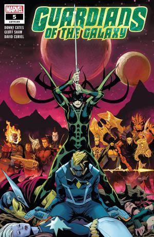 Les Gardiens de la Galaxie # 5 Issues V6 (2019 - Ongoing)